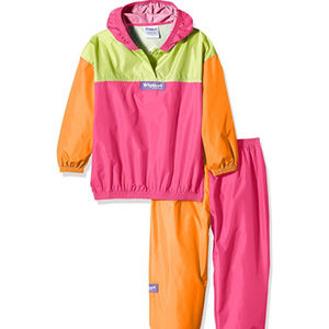 BAGGERS ORIGINALS waterproof jacket and pants set